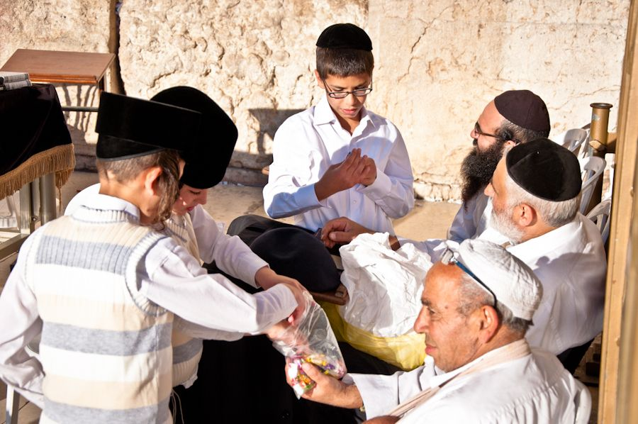 shabbat, sabbat, celebracion, jerusalen, caramelos, muro occidental