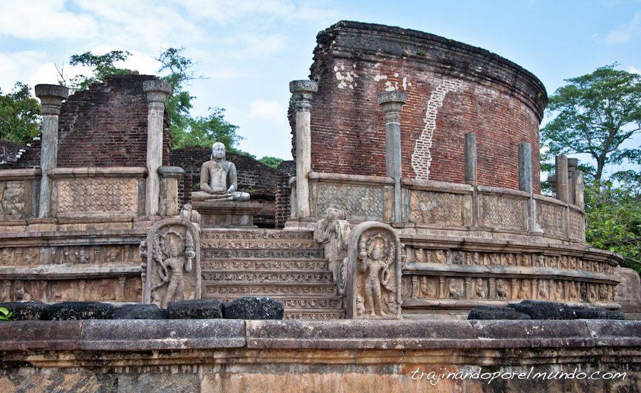 Sri Lanka, que ver, polonnaruwa, gratis, visita