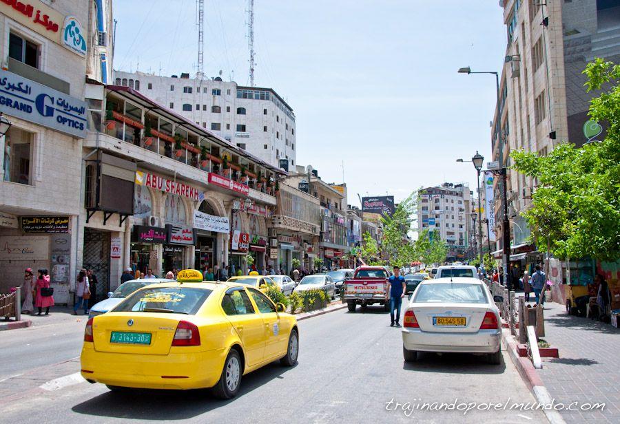 viaje, palestina, que ver, compras, ramala