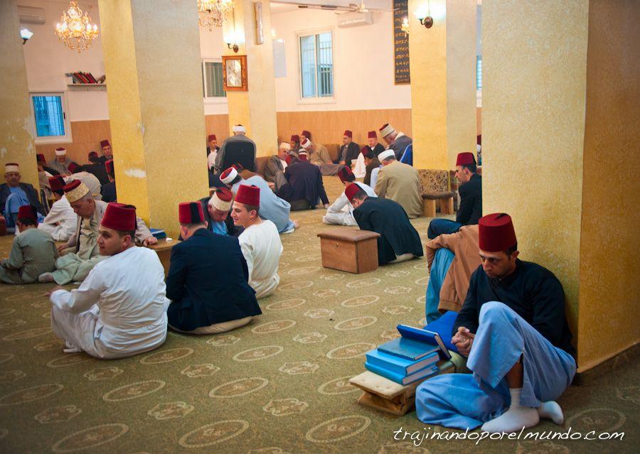 gerizim, nablus, que ver, sinagoga, samaritanos, ceremonia