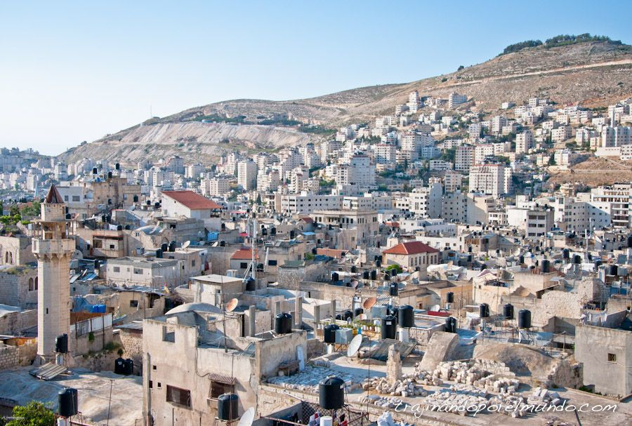 viaje, palestina, nablus, ocupacion