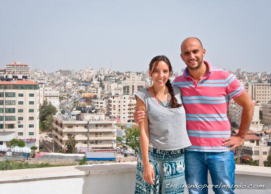viaje, palestina, cisjordania, Ramala, que ver
