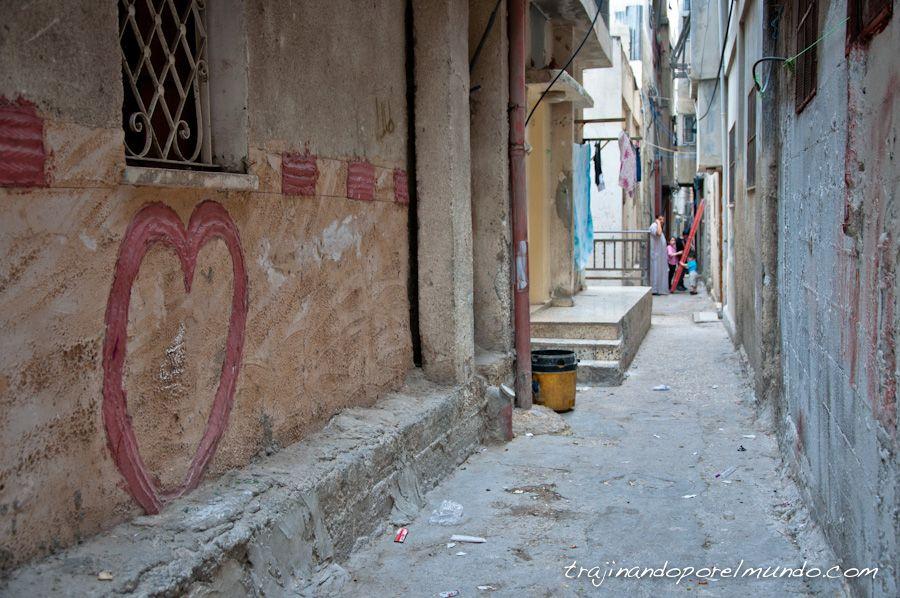 viaje, palestina, que ver, campos de refugiados, nablus, west bank