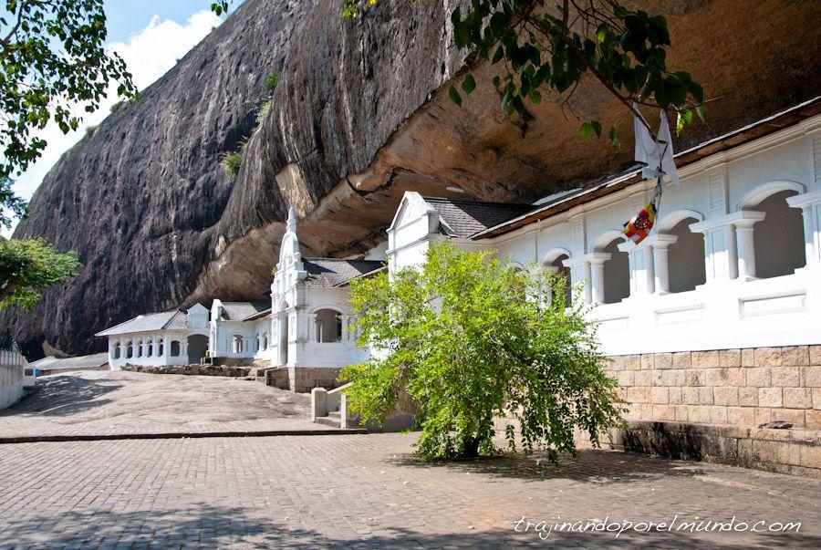 Sri Lanka, viaje, cuevas, dambulla, cuevas de dambulla