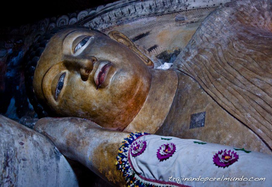 Sri Lanka, que ver, patrimonio, cuevas de Dambulla