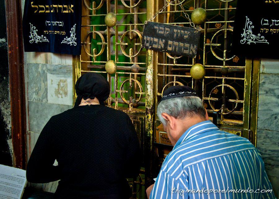Sinagoga, Hebron, Abraham, profeta, tumba de los patriarcas