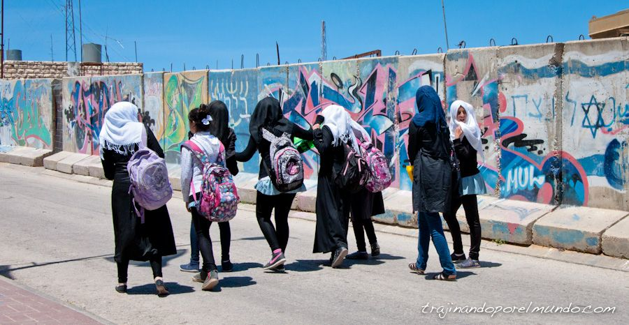 Cisjordania, palestina, ocupacion, juventud