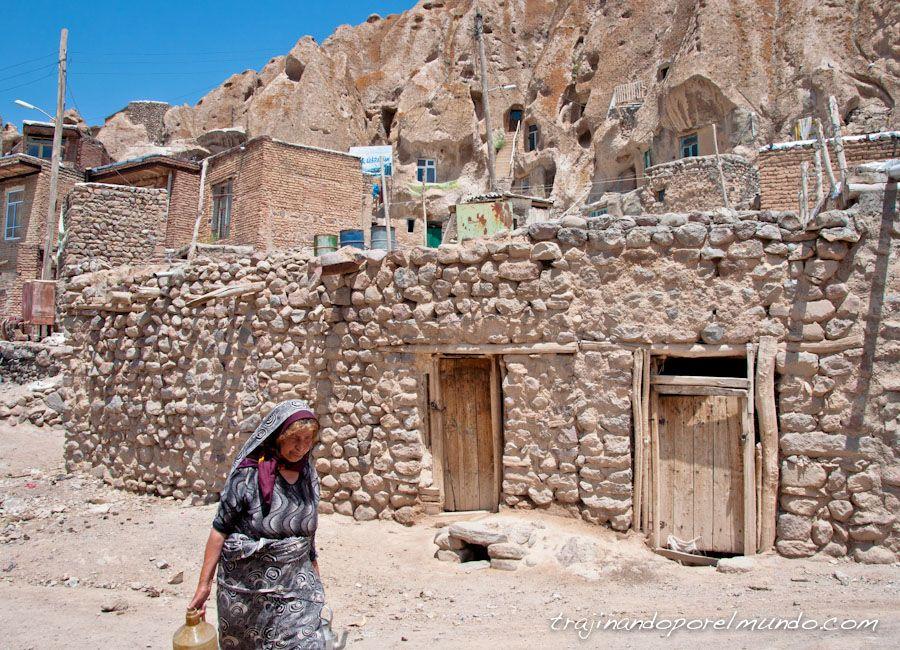 Tabriz, capadoccia, iran, que ver, casas, roca, naturaleza