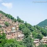 Masuleh, un pueblo de postal en el norte de Irán