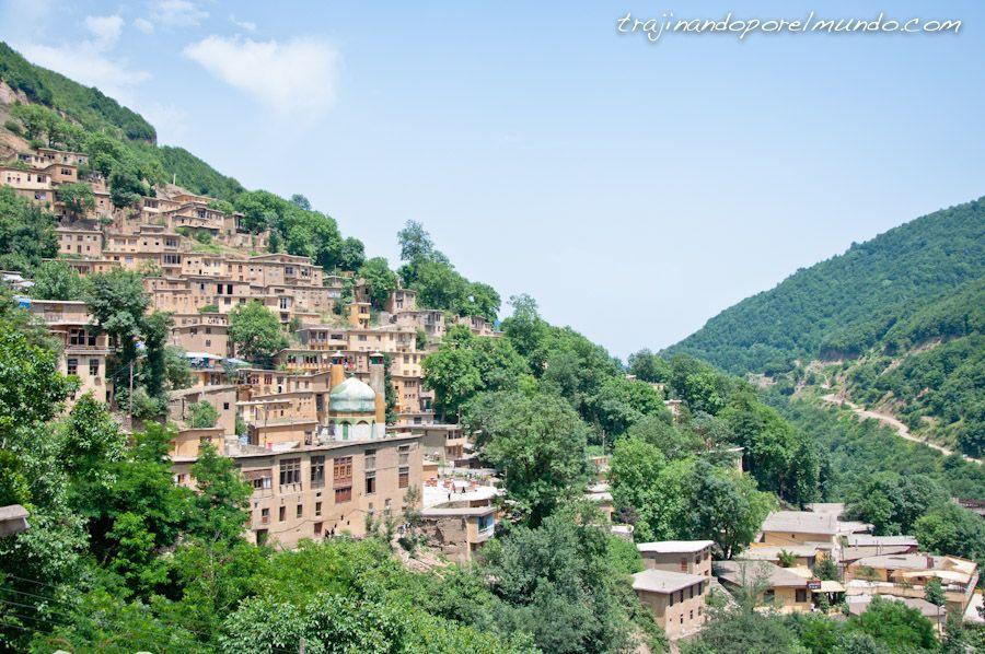 masuleh, norte de Iran, que ver, pueblos, montañas