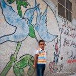 Vida y esperanza en el campo de refugiados