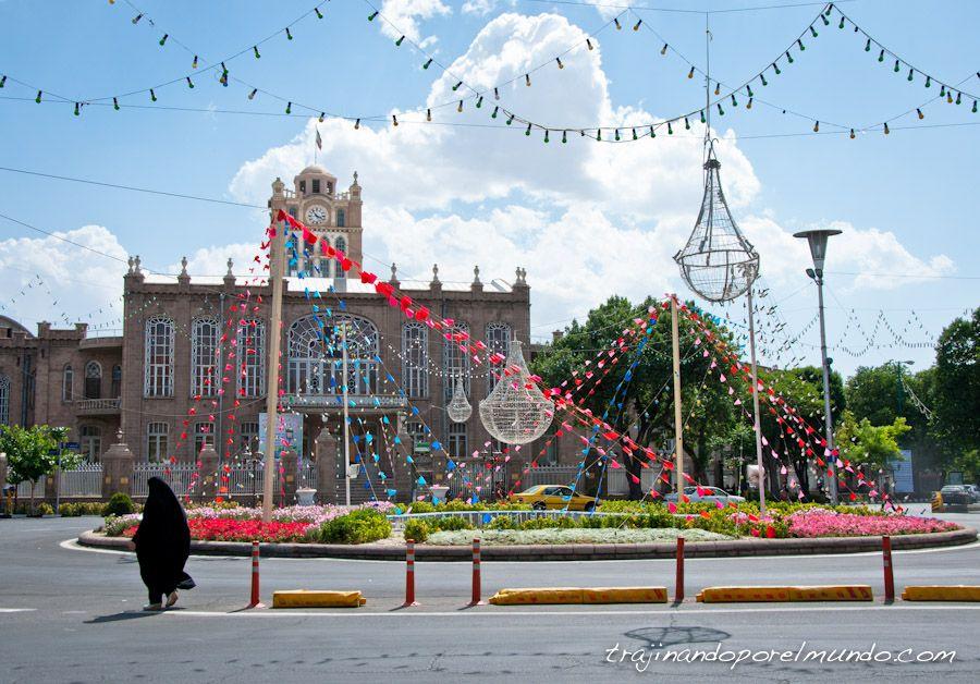 Qué hacer en Tabriz, Irán, viaje