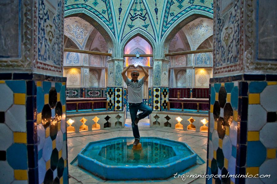 viaje a Iran, que ver en Kashan