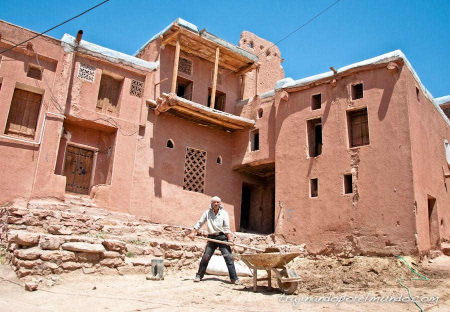 Kashan, Iran, heritage, patrimonio, rural, pueblo
