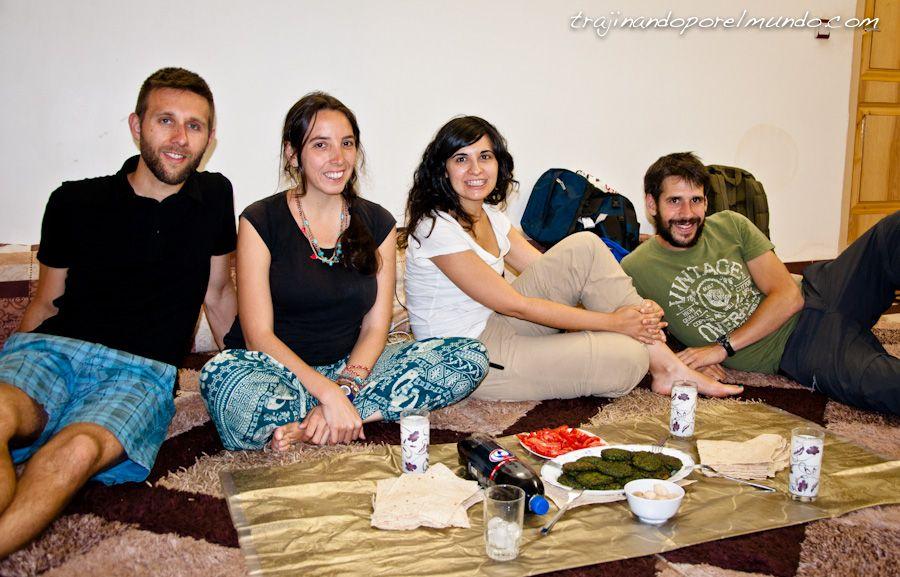 couchsurfing, alojamiento, Iran , viajar, donde dormir
