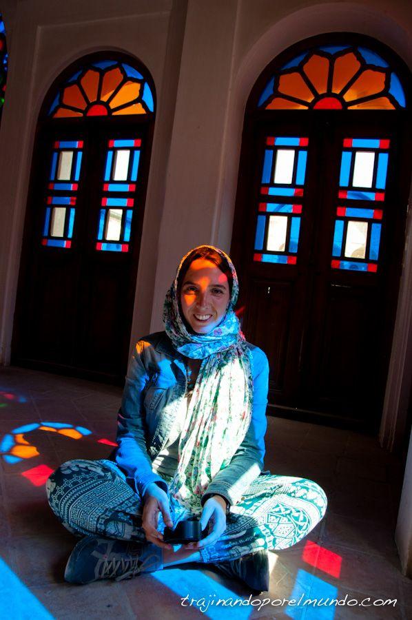 Iran, que ver, kashan, casas historicas, historical houses