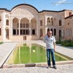Kashan: el Padre de Couchsurfing en Irán, mi primer «book» de fotos y otras historias