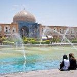 Isfahan, la bella