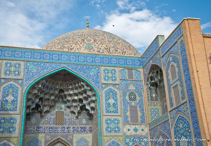 viaje, iran, que ver, mezquitas, arquitectura, isfahan