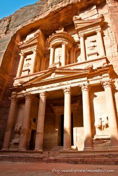 Petra, Jordania, Tesoro, mejor hora, visita, Indiana Jones