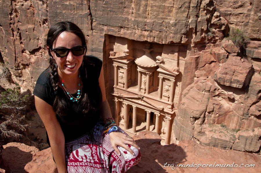 Jordania, viaje, mejores vistas, Petra, Tesoro, Indiana Jones