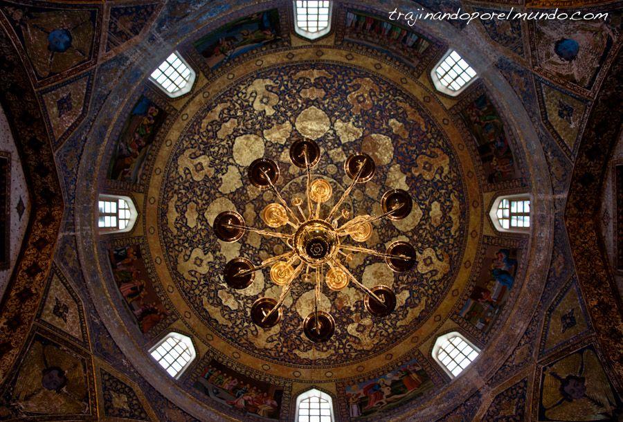 Isfahan, que ver, Jolfa, catedral, vank