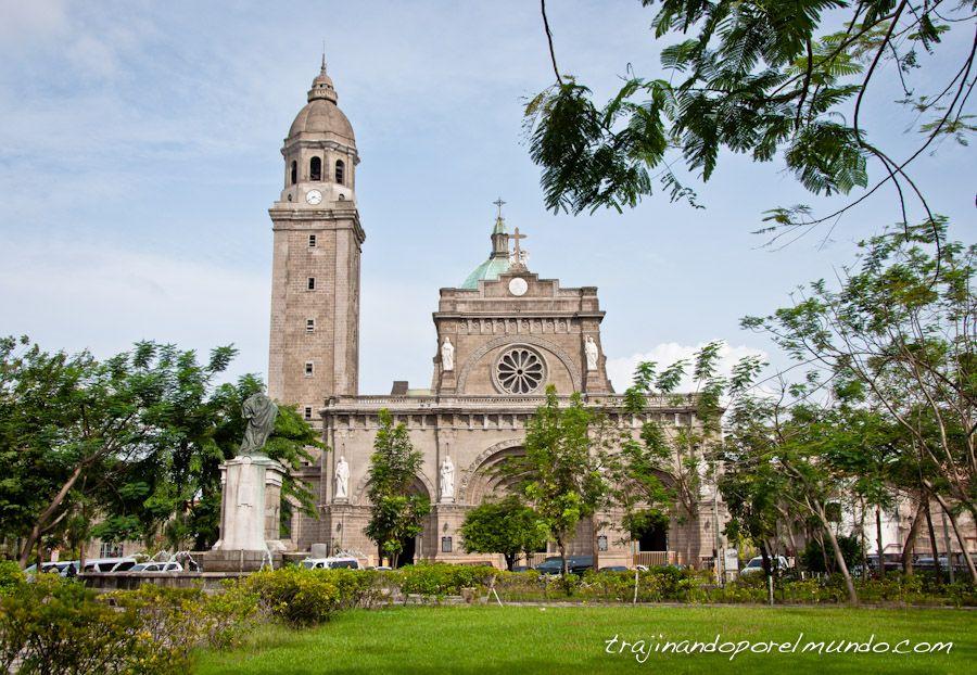 Intramuros, Manila, colonia, iglesias, que ver,