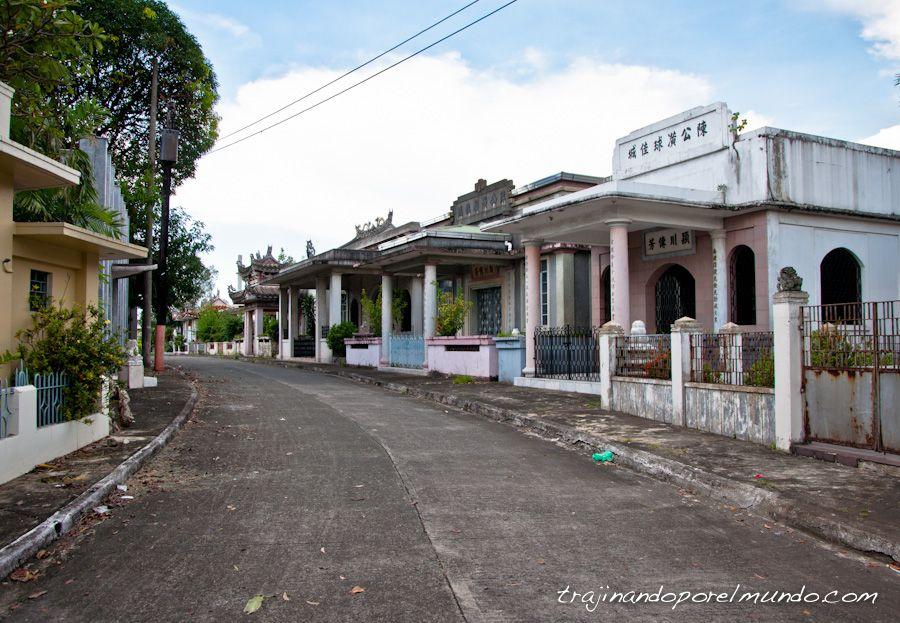 Manila, que ver, paseo, cementerio chino
