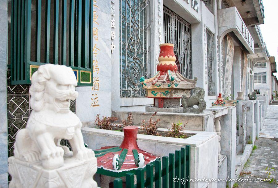 Manila, que ver, cementerio chino,