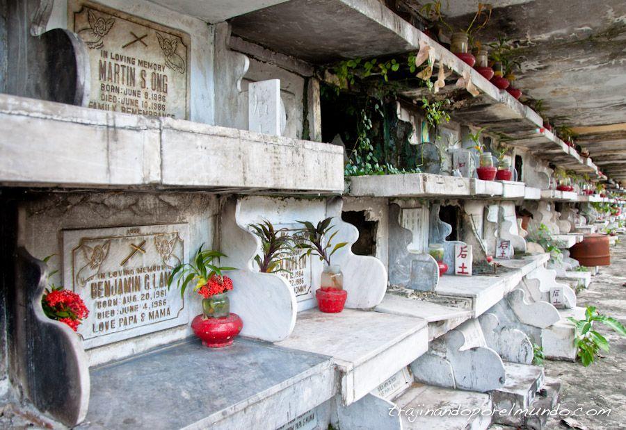 tumbas, niños, chinos, manila, cementerio chino