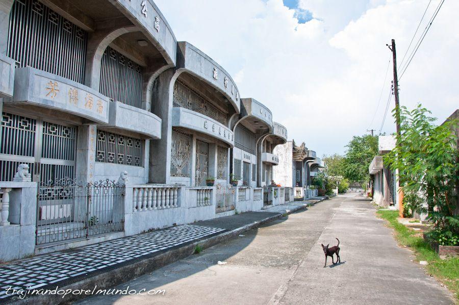viaje, filipinas, cementerio chino, manila