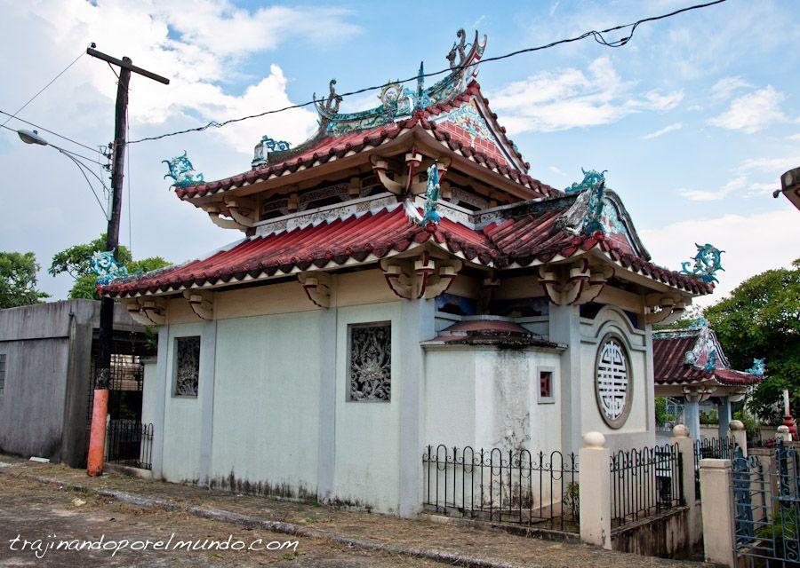 cementerio chino, manila, que ver, tumba, visita