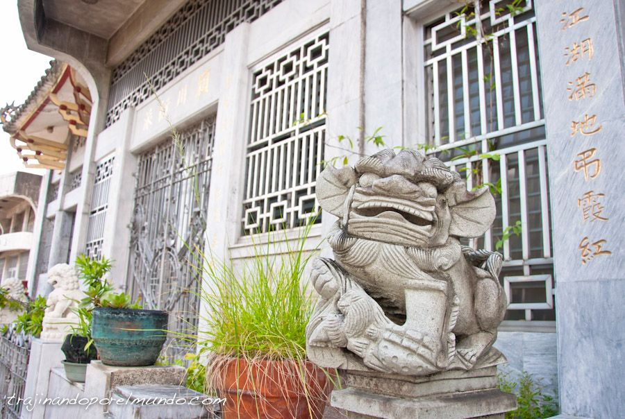 Manila, que ver, cementerio chino, filipinas