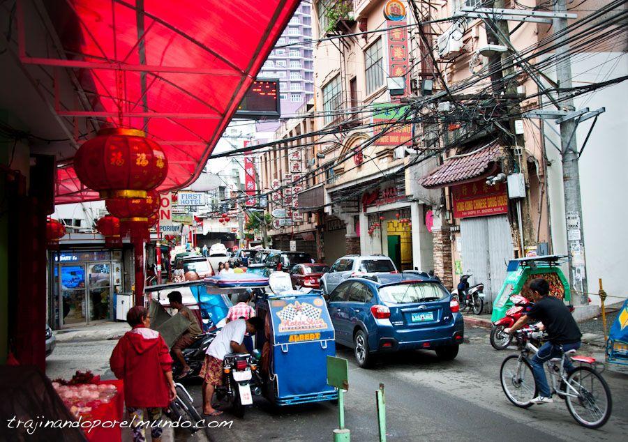 Manila, Filipinas, que ver, viaje, barrio chino, chinatown