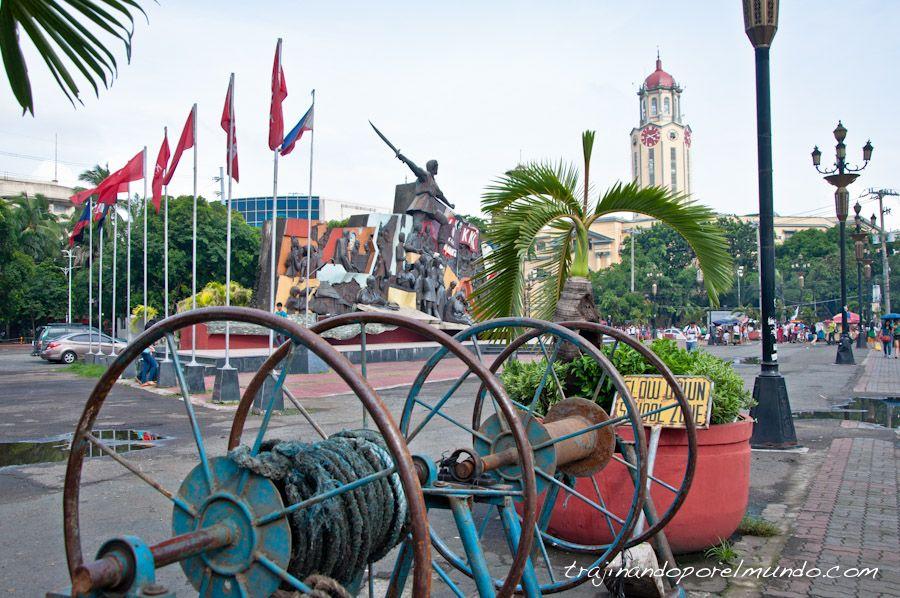 Filipinas, revolucion, colonia, rizal, monumento, historia