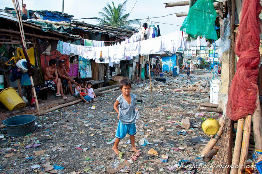 Filipinas, basurero, insalubre, pobreza, navotas,