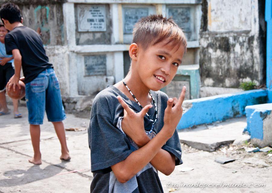 Manila, Filipinas, que ver, niños