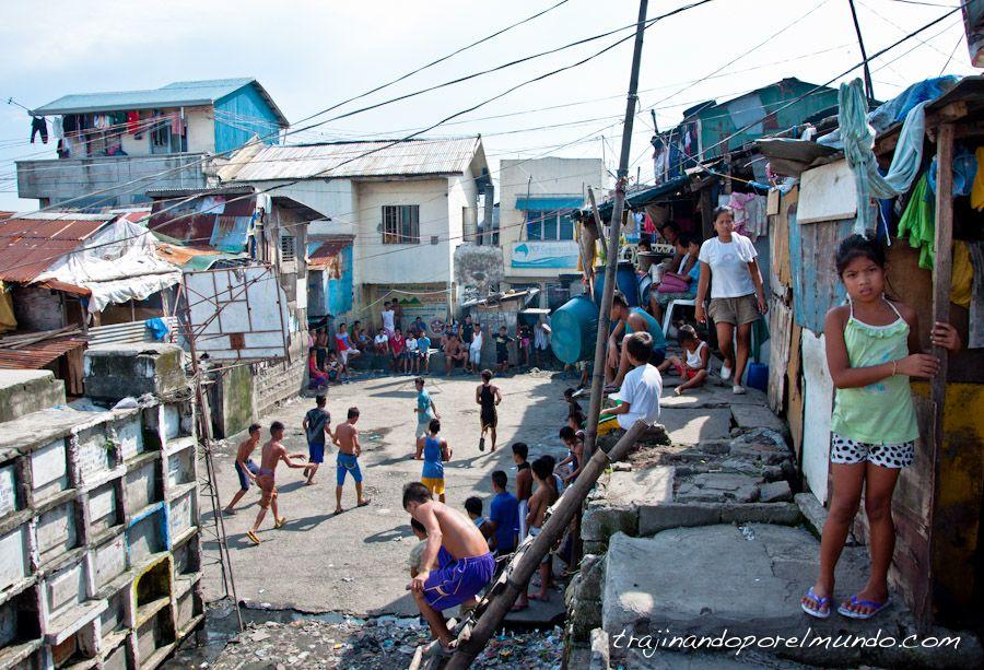 slum, cementerio, navotas, filipinas, pobreza
