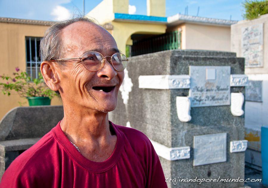 viaje a filipinas, cementerios, visitar