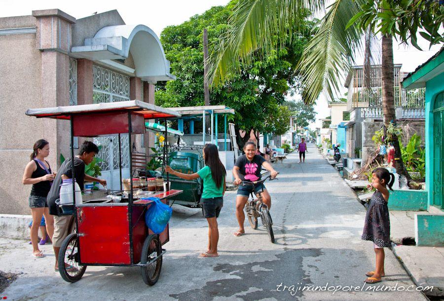 viaje a filipinas, cementerio norte, manila, vida