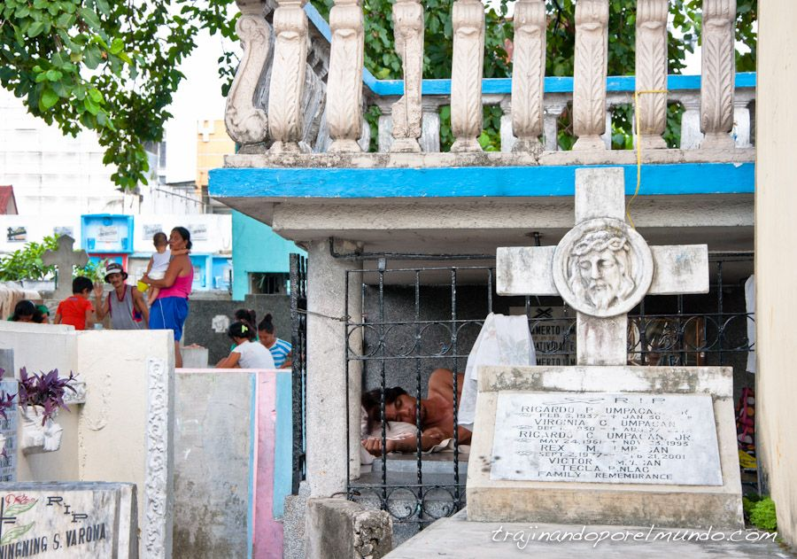 viaje a filipinas, que ver en manila, cementerios