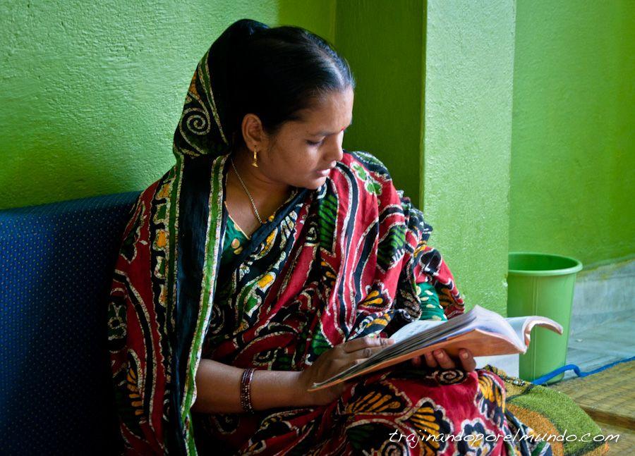 india, alfabetizacion, adultos, mujeres