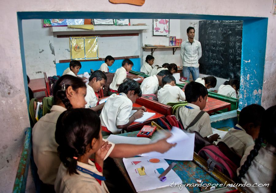 India, pobreza, ong, infantil, trabajo, educacion