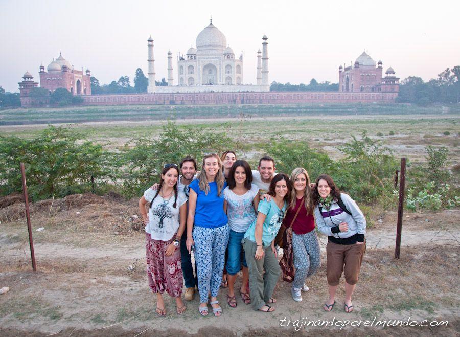 viajes a India, indepndiente, alternativo, Taj Mahal