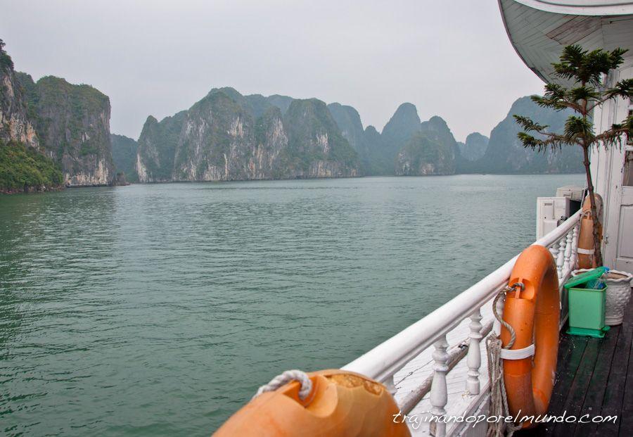 viaje, vietnam, que ver, halong bay, excursion, crucero, barco