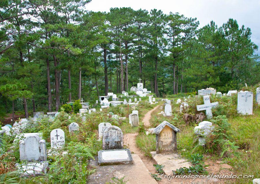 cementerio, filipinas, sagada, turismo, que ver