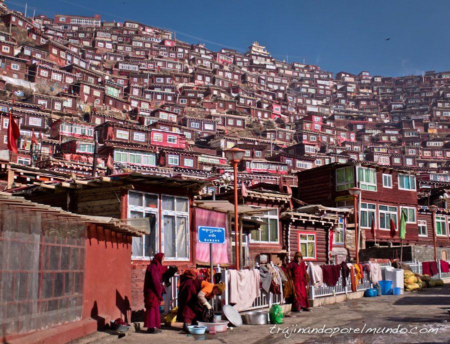 china, que ver en sichuan, tibet, budismo