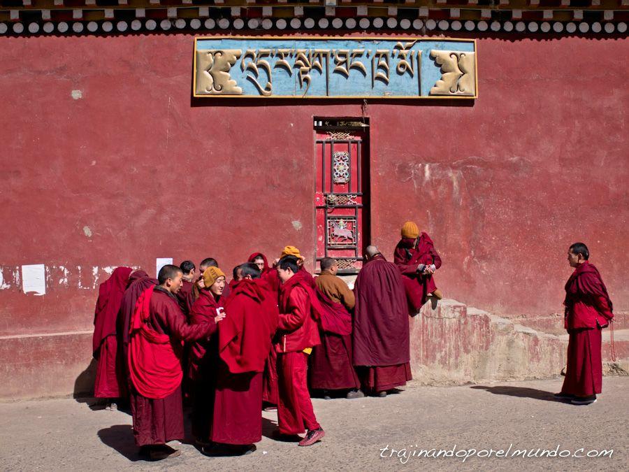 que ver en sichuan, tibet, china, budismo