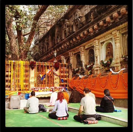 viaje a India, budismo, bodhgaya, buda, iluminacion