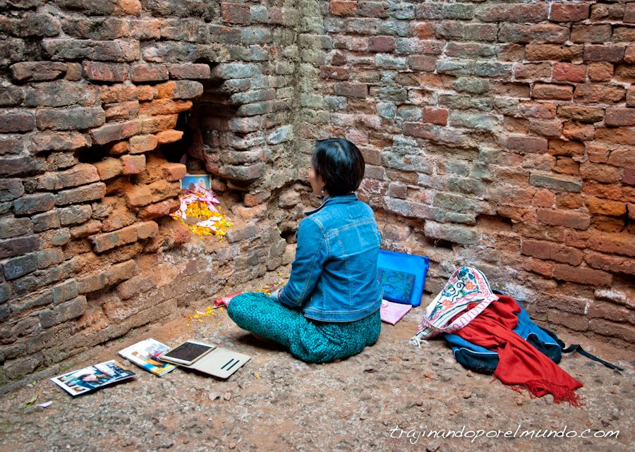 viaje, india, nalanda, que ver en bihar, xuanzang, monje chino